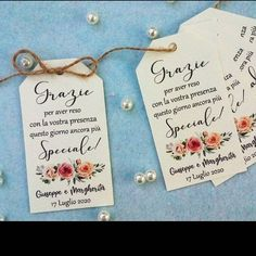 Wedding Tags, The Wedding Date, Wedding Favors, Inexpensive Wedding Dresses, Affordable Bridesmaid Dresses, Line Flower, White Day, Plus Size Prom Dresses, 50th Anniversary
