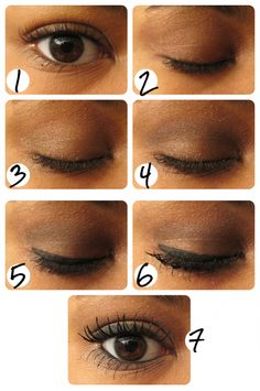 For the Brown Eyed Girl – How to Perfect the Smoky Eye