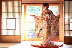 和装(白無垢・色打掛・引き振袖)の前撮り(ロケーション)でもう一つの結婚式を。基本プランと実際のお客さまの写真|前撮り|ラヴィ・ファクトリー