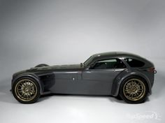 If Factory Five is to be considered one of the fastest cars in the world.....
