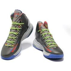 Basketball Shoes, Green Blue, Nike Zoom, Kd Shoes, Blue 554988, Zoom