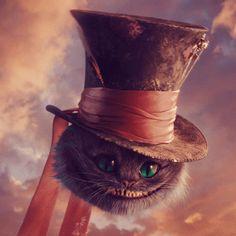 Cheshire Cat gif
