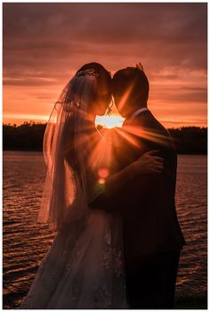 It's always worth it to go out with your photographer at sunset, even if it means leaving your dessert for 5 mins! Lakeside Wedding, Leap Of Faith, Island Weddings, To Go, Told You So, Dessert, Sunset, Photography, Travel