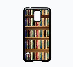 Samsung Galaxy S5 Case - Bookshelf