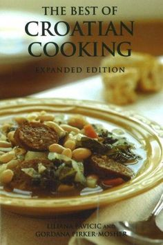 Always looking forward to trying dishes from around the world.  Croatian Cookbooks are hard to find.  Will give it a try.