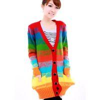 Rainbow Cardigan  Added 2 months ago Rainbow Cardigan, 2 Months, Sweaters, Fashion, Moda, Fashion Styles, Sweater, Fashion Illustrations, Sweatshirts