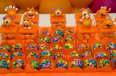 Monster Party Planning Ideas Supplies Idea Cake Decorations