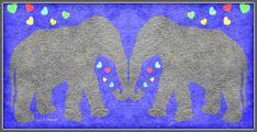 #elephants #love #nursery #elephant #children Baby Elephant Nursery, Baby Nursery Art, Elephant Love, Elephant Art, Toddler Room Decor, Childrens Room Decor, Kids Room, Love Wall Art, Room Posters