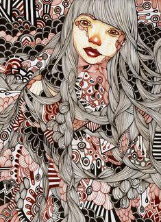 """My complexity"" by Deviantart-user: Rhuu"