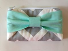 mint green pencil case - Google Search