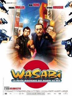 Wasabi (film) - Wikipedia, the free encyclopedia Another good French Film Comed