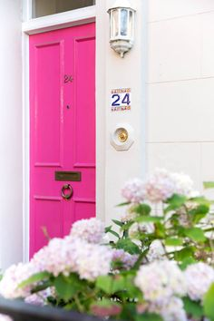 Notting Hill, London     Without a doubt my favourite neighbourhood in London. I could spend days exploring the winding colourful s...