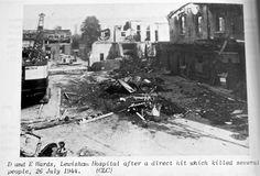 Lewisham Hospital 1944
