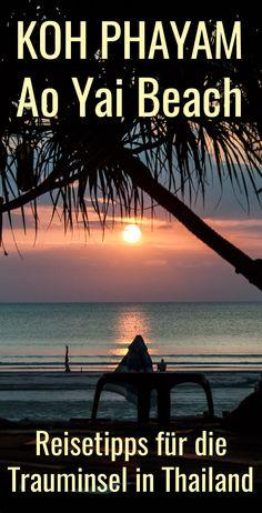 Reisetipps: Koh Phayam - Ao Yai Beach. Einer der ruhigen Traumstrände in Thailand. Reisebericht und alle Tipps im Blog.