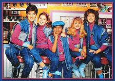 Kids Incorporated... It was cool!!!