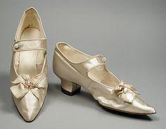 1890 Wedding Shoes