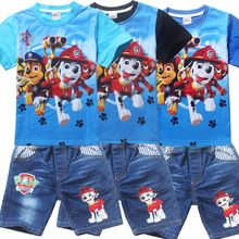 2016 summer style Boys T-shirts dog T-shirt short sleeve cartoon t shirt kids clothes boys brand clothes sets     Tag a friend who would love this!     FREE Shipping Worldwide     #BabyandMother #BabyClothing #BabyCare #BabyAccessories    Get it here ---> http://www.alikidsstore.com/products/2016-summer-style-boys-t-shirts-dog-t-shirt-short-sleeve-cartoon-t-shirt-kids-clothes-boys-brand-clothes-sets/
