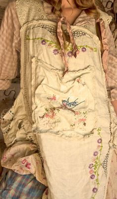 Fall Collection 2014 -Magnolia Pearl - lovely vintage textiles