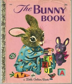 The Bunny Book, by Richard Scary