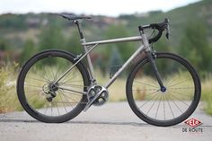GT Edge Ti 2013 with Dura Ace and Enve wheelset