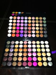 BH Cosmetics Eyeshadow Palette Review