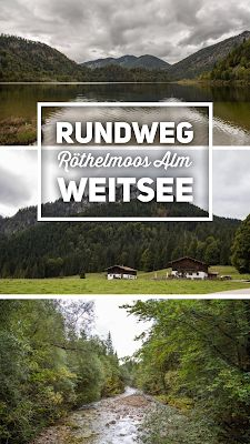 Rundweg Röthelmoos Alm – Weitsee | Wandern Ruhpolding | Wanderung Chiemgau