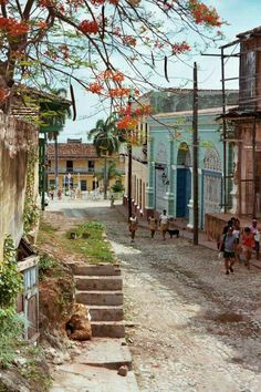 Trinidad, Sancti Spíritus.