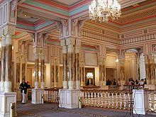 Çırağan Palace - Wikipedia, the free encyclopedia