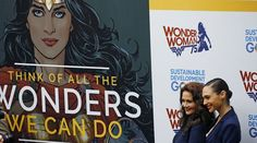 wonder woman, wonder woman 75 years, first appearance of wonder woman, UN women empowerment, UN wonder woman, all star comics, ms magazine, lynda carter, first appearance of wonder woman, who is wonder woman, wonder woman history, Indian Express