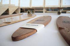 Libre Boards, tablas hechas a mano al mas puro estilo old school. Curioso nombre para una marca de tablas que profundiza en los orígenes del skate y que basa sus modelos en los.… http://www.40sk8.com/liebre-boards/