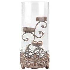 I pinned this Lyon Tealight Candleholder from the Accents Under $50 event at Joss and Main!