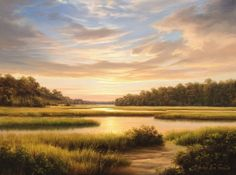 Henry Von Genk, III, was born and raised in Jacksonville, Florida and resides with his family in Atlantic Beach. Henry has been an accomplished artist for… Beach Landscape, Landscape Art, Landscape Paintings, Landscape Photography, Painting Prints, Painting & Drawing, Art Tutor, Beach Artwork, Art Portfolio