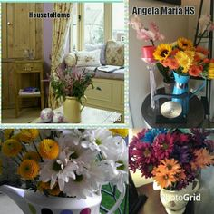 #InteriorDesign #FloralArrangements #Floralideas #FloralDesign DecorIdeas @LolitaEspejo for @AngelaMariaHomeServices