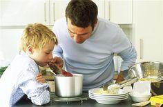 Cocina para padres e hijos
