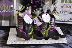 Oreo Witch Shoes and Free Printable Tag - your homebased mom