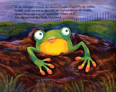 freddie the frog - Google Search