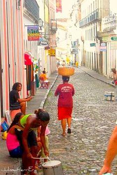 Pelourinho, Salvador - Bahia, Brasil