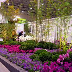 Canada Bloom Taipei Booth