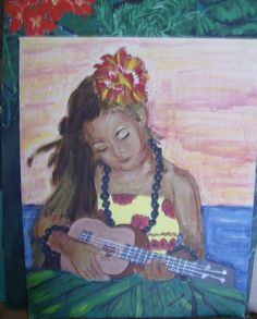 my favorite hawaiian painting