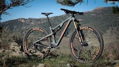 The Tallboy has been transformed from cross country racer to short travel trail bike
