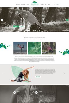We are thrilled to announce that the new and refreshed Victoria Garcia Drago Yoga website is live! Our latest collaboration with this celebrated Elite Yoga Instructor has been a truly special experience, and part of the ongoing evolution of her brand, and ours.  Victoria's site is now completely mobile-friendly, with a fresh, clean aesthetic that represents the cleansing power of breath and the spirit of growth, new beginnings, and reinvigoration.
