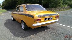 Ford escort mk1 GT 2 door 1971 Escort Mk1, Ford Escort, Lotus Esprit, American Auto, Ford Lincoln Mercury, Car Manufacturers, Jdm, Classic Cars, Automobile