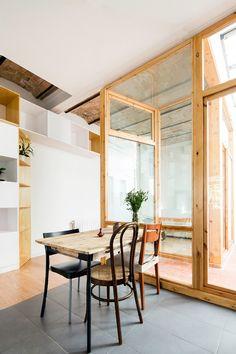 Casa Poblenou : CAVAA arquitectes - Formagramma