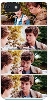 Metaphor scene from The Fault In Our Stars by molley13