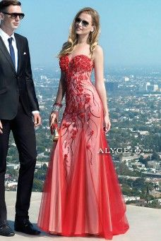 Claudine | Prom Dress Style #2403 Full View