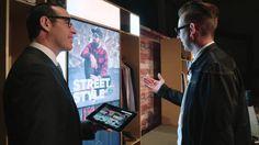 Razorfish RazorShop – Connected Retail Experience