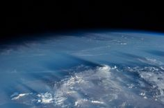 High Definitino views of Earth like this are now only a click away thanks to new video cameras streaming live views from the International Space Station 24 hours a day.  Credit: NASA