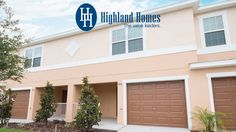 Chardonnay townhome by Highland Homes - Gibsonton New Homes for Sale