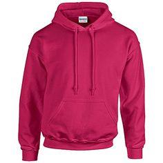 Gildan Heavy Blend Erwachsenen Kapuzen-Sweatshirt 18500 XXL, Helicona - http://besteckkaufen.com/products/xxl-gildan-unisex-kapuzen-sweatshirt-heavy-blend-6