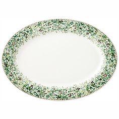 Gien - 'Songe' Collection - Oval Platter